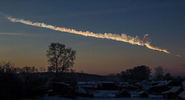 2013 年チェリャビンスク州隕石落下